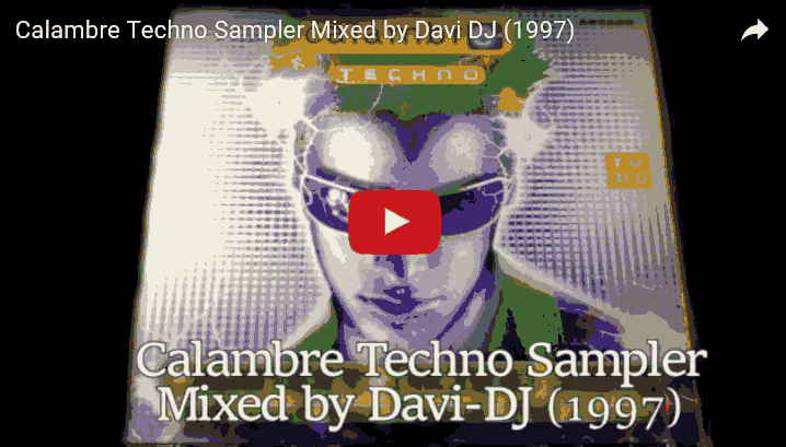 Reproducir Calambre Techno Mix by Davi-DJ